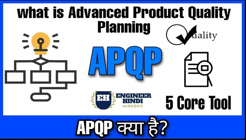 Advanced Product Quality Planning (APQP)